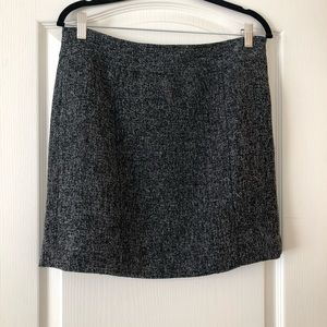 Banana Republic Tweed Skirt